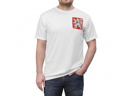 Retro tričko - Znak ČSR malý