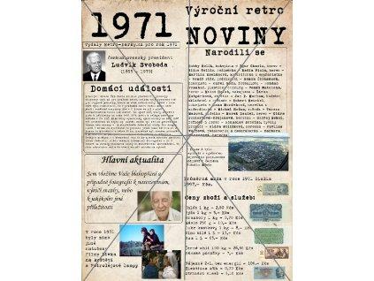 výroční retro noviny 1971 web