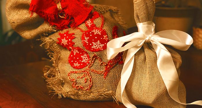 Jak zabalit dárek ekologicky