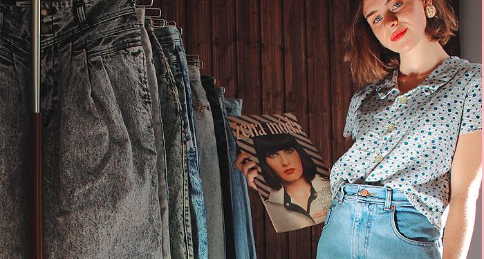 80. léta: zlatá éra mom jeans