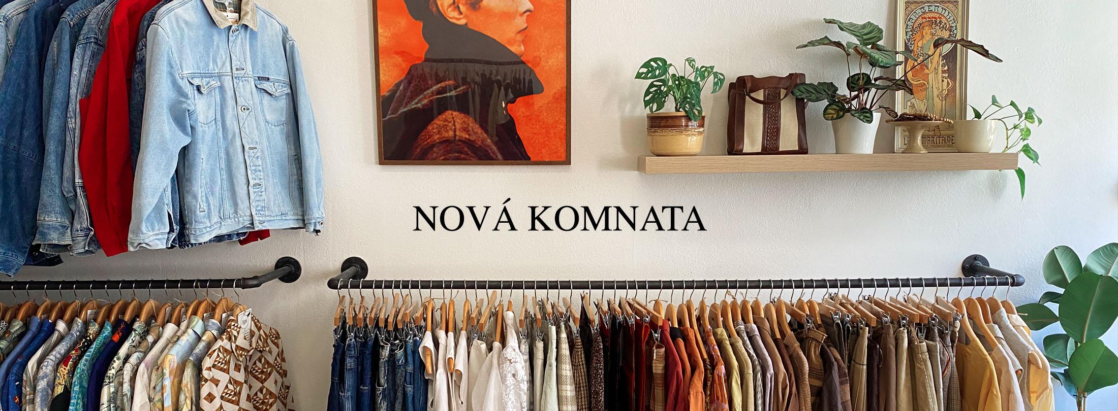 NOVÁ KOMNATA