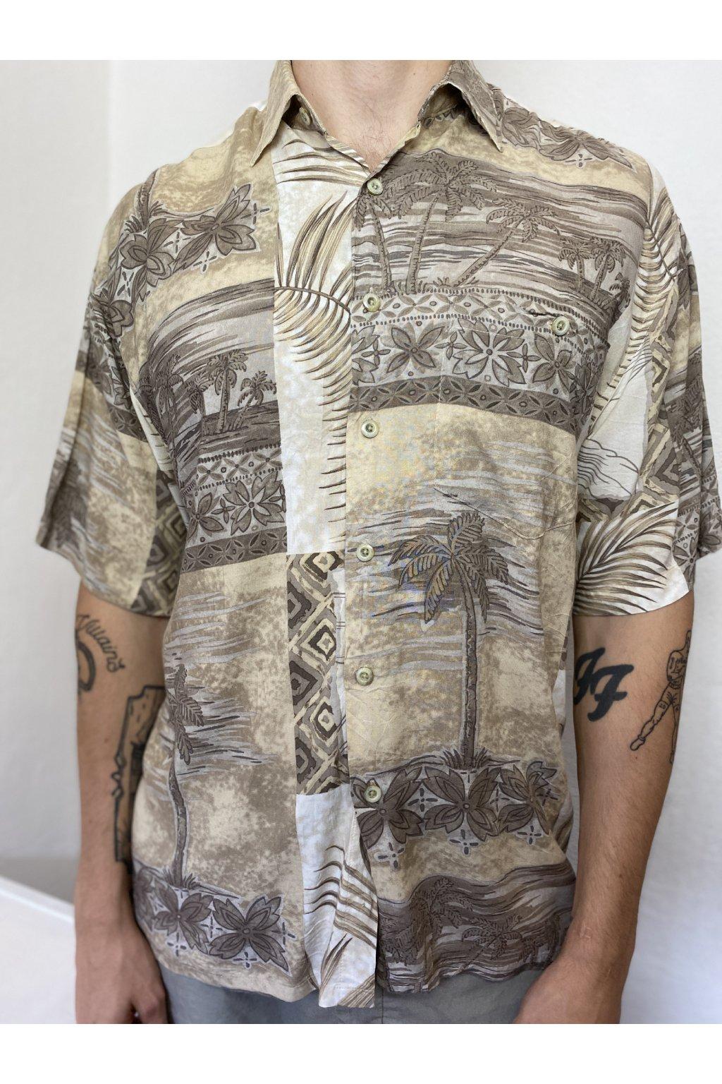 Havajská košile vel. L/XL