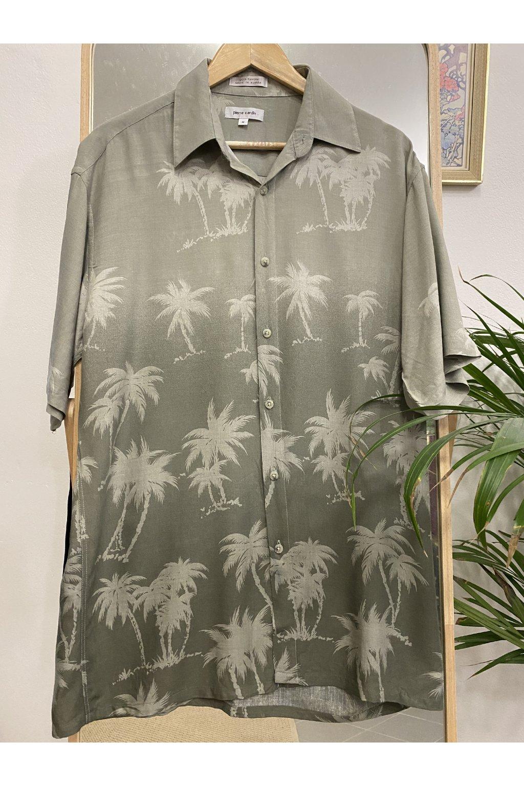 Havajská košile vel. M/L