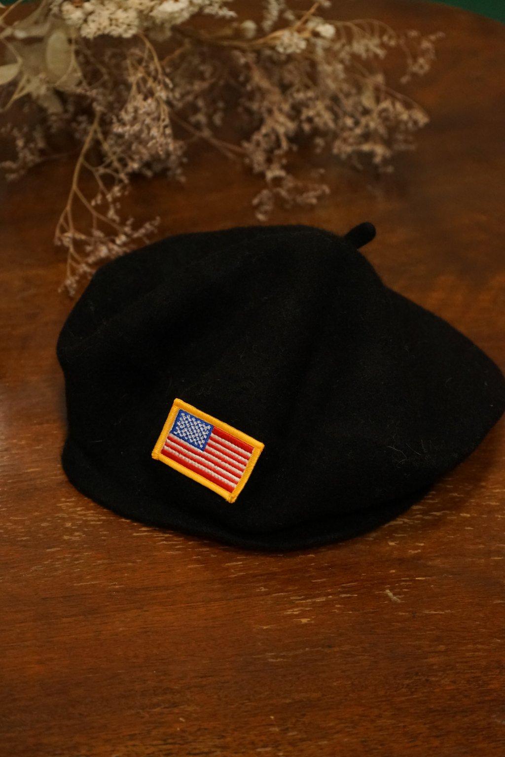 Černý baret USA