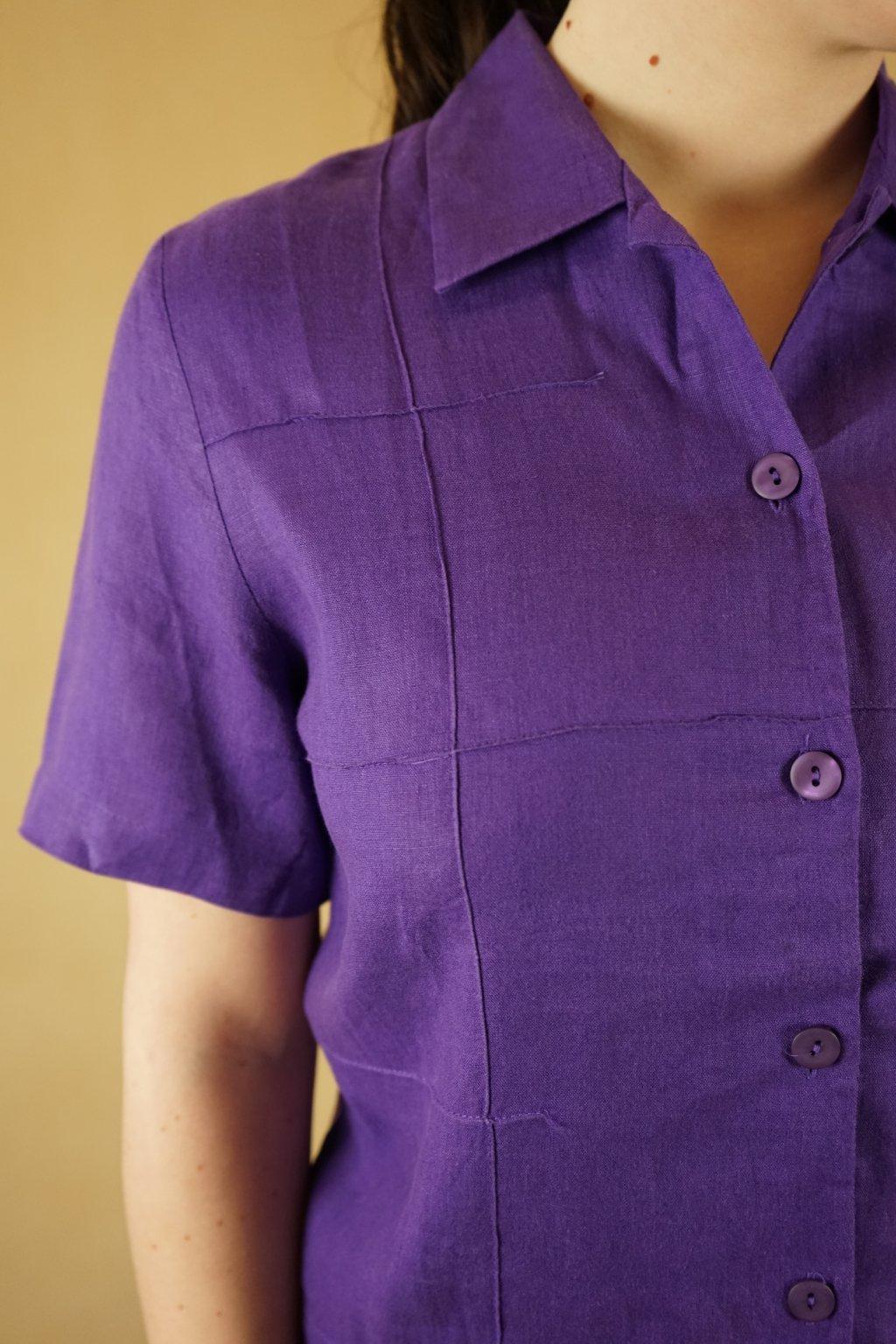 Lněná košile vel. S/M