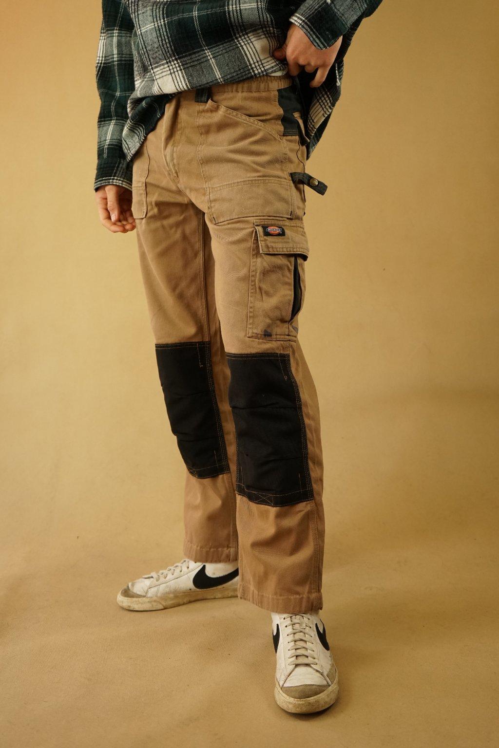 Pracovní Dickies kalhoty vel. M