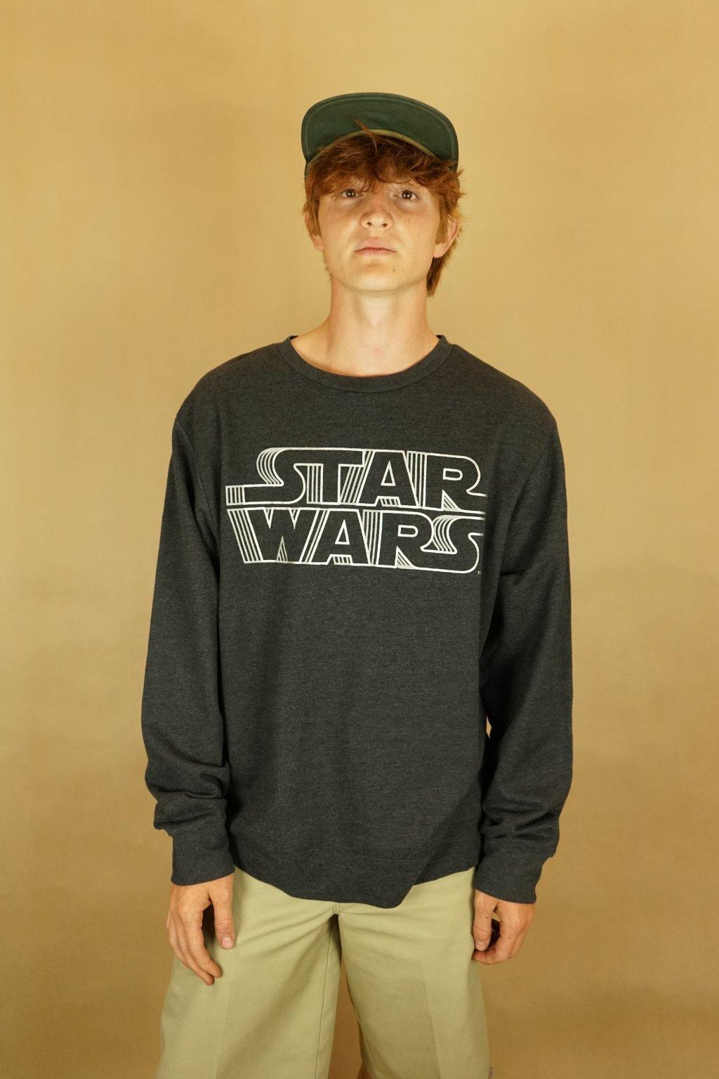 Star Wars mikina vel. XL