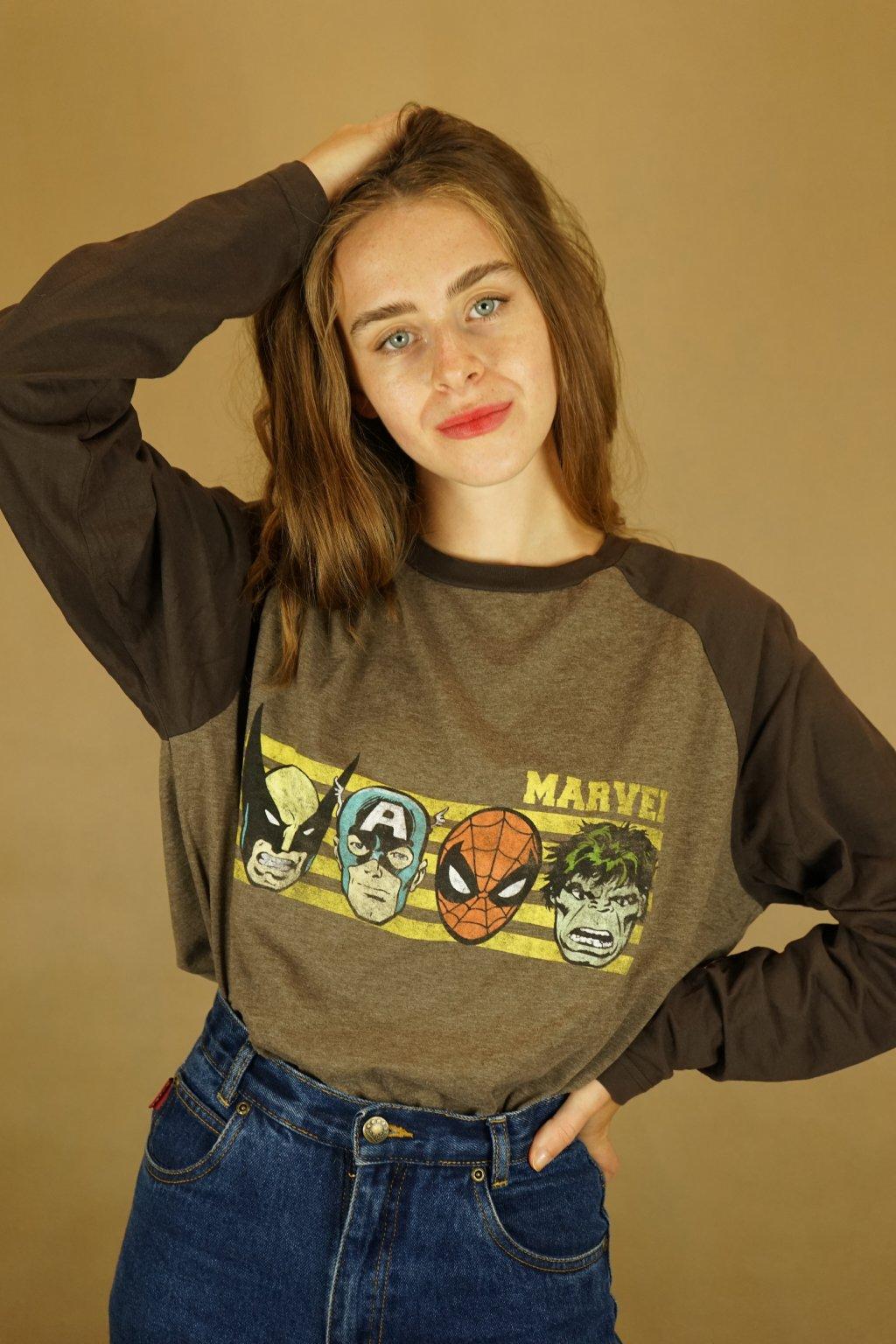 Marvel triko vel. XL