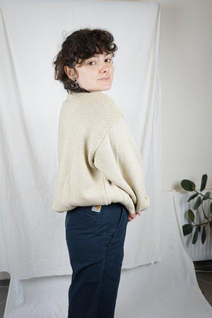 Modré kalhoty Carhartt 30/34