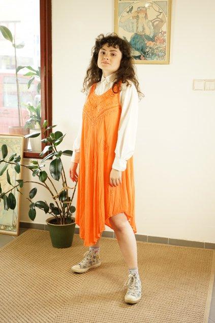 Indické šaty vel. UNI