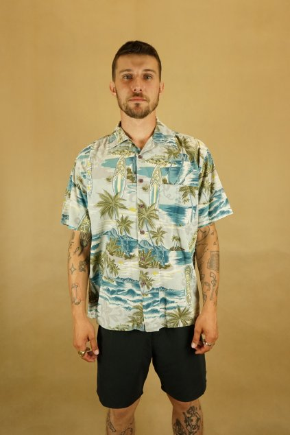 Havajská košile vel. L