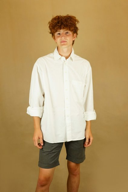 Bílá košile vel. L