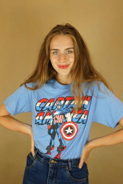 Captain America triko vel. S/M