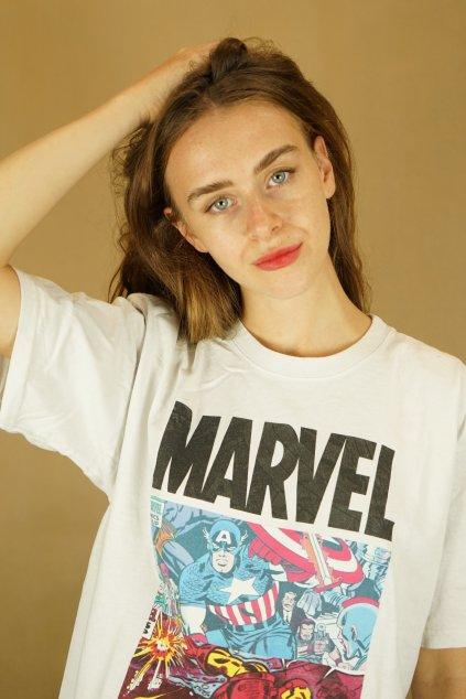 Marvel triko vel. L