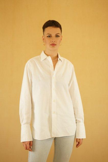 White tux košile vel. M/L