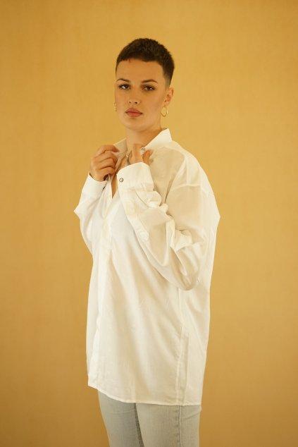 White tux košile vel. L