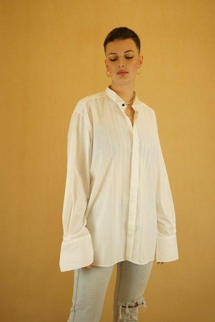 White tux košile vel. XL