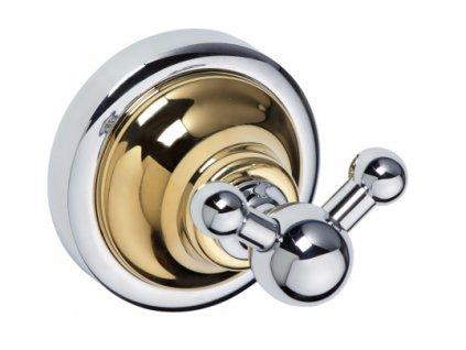 BEMETA RETRO GOLD-CHROM - Retro koupelnové doplňky