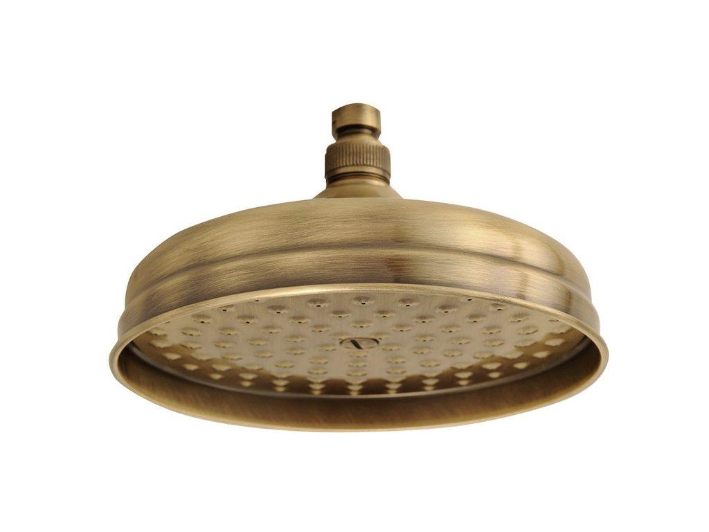 ANTEA hlavová sprcha, průměr 200mm, bronz SOF2006