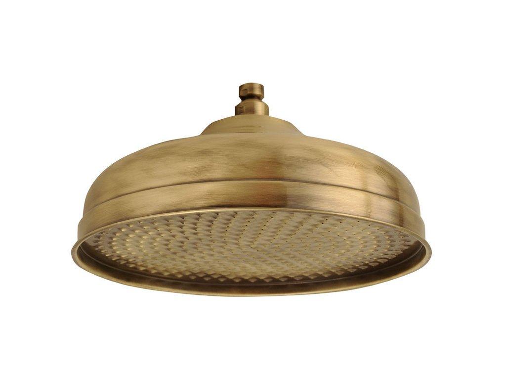 ANTEA hlavová sprcha, průměr 300mm, bronz SOF3006