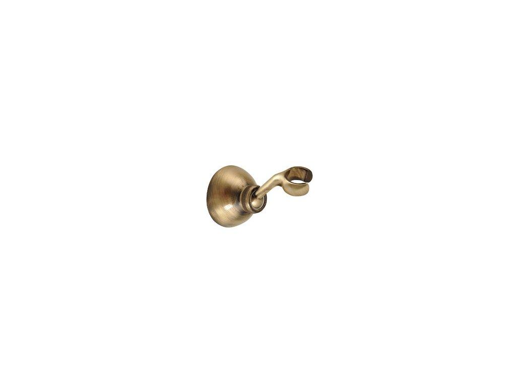 Otočný držák sprchy, bronz SUP26