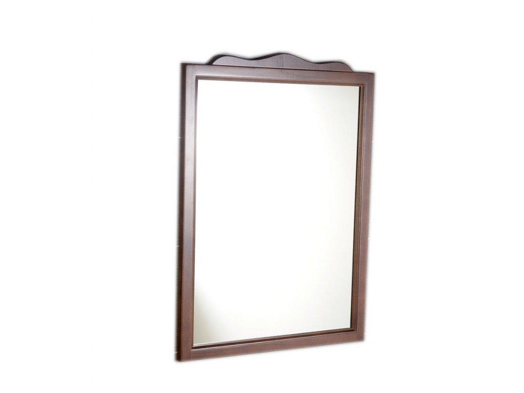 RETRO zrcadlo 94x115cm, buk 1679