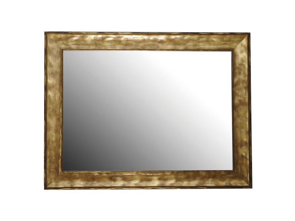 BERGARA zrcadlo v rámu 836x636mm, zlatá NL526