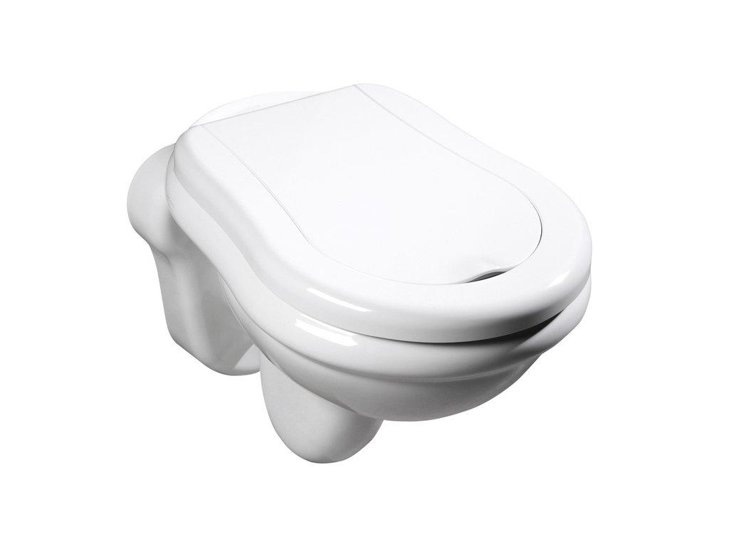RETRO WC závěsné 38x34x52cm 101501