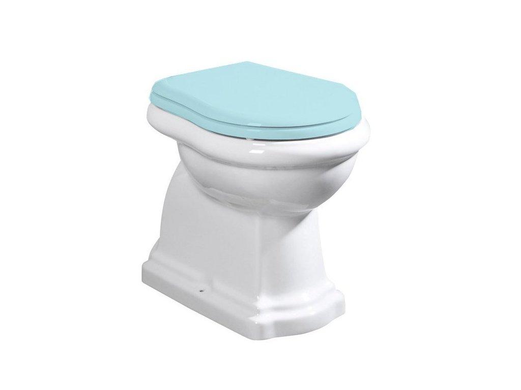 RETRO WC mísa 38,5x45x59cm, zadní odpad 101101