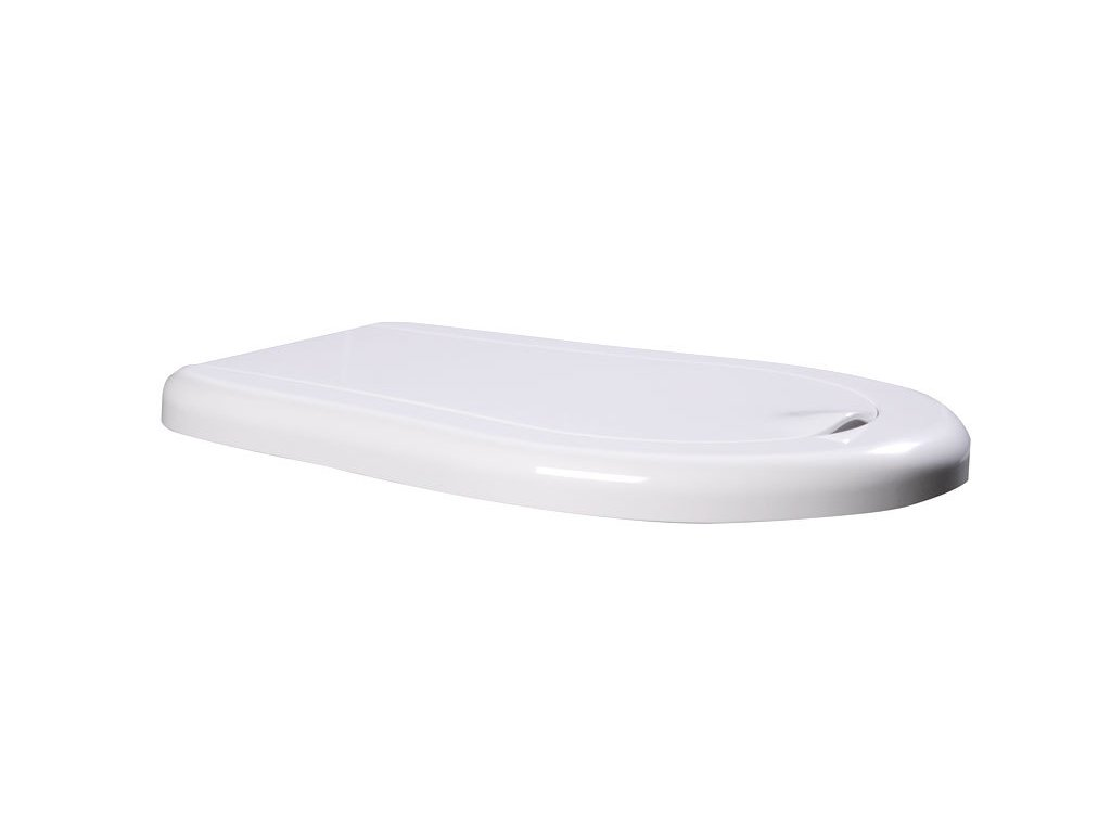RETRO WC sedátko, termoplast, bílá 109401