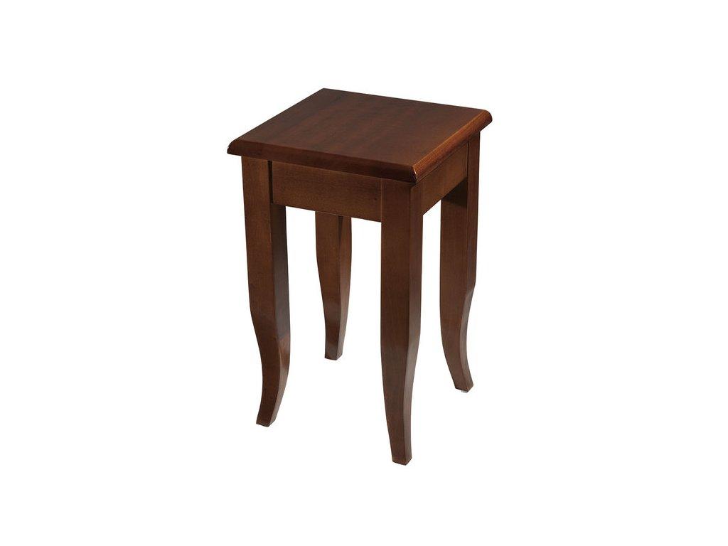 ANTIGUA stolička 30x48x30cm, masiv 1106