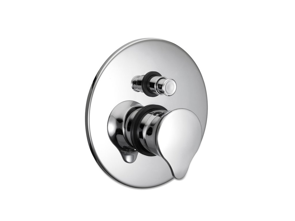 BELINDA podomítková sprchová baterie, 2 výstupy, chrom 12188-01