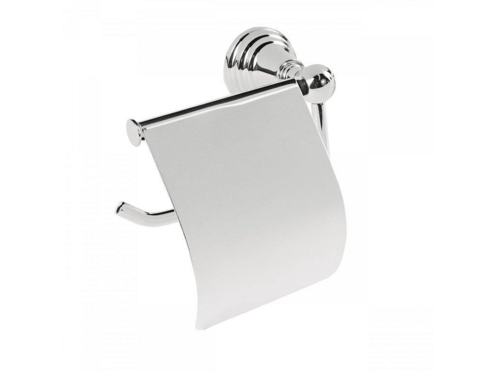 TRES RETRO držák na toaletní papír chrom 12463605