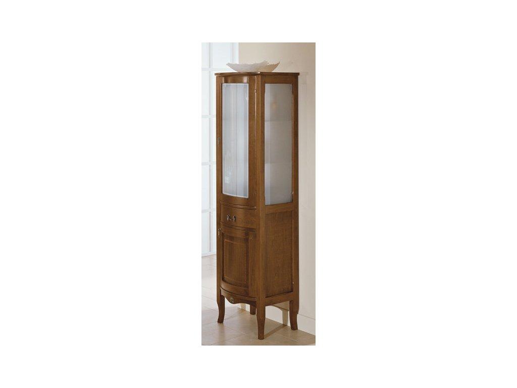 Doplňková skříňka vysoká 50x170x39,5cm, noce