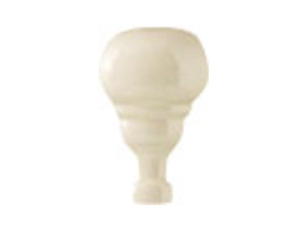 Ang. Est. Par. TORO Bianco Matt 6,5x3