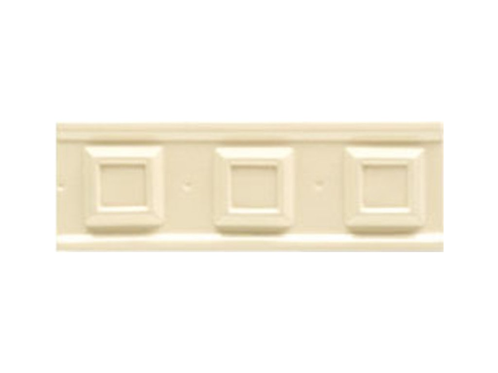 SQUARE Bianco Matt 6,5x20
