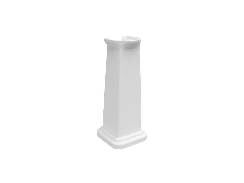 CLASSIC keramický sloup k umyvadlu 66x27cm   (877011)