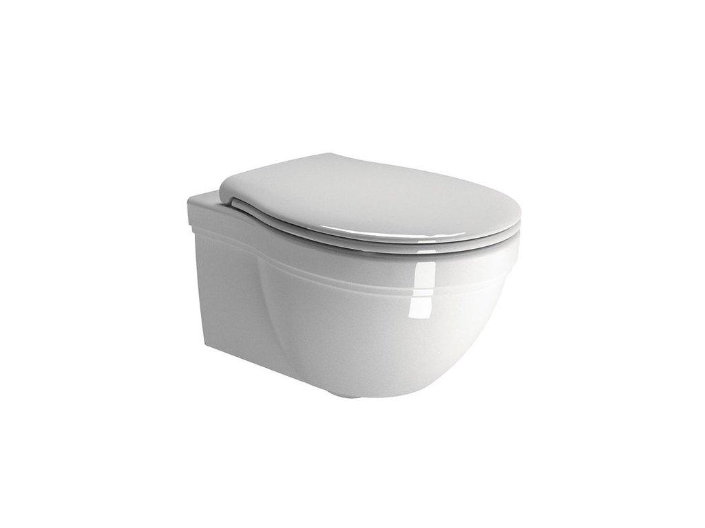 CLASSIC WC závěsné 37x55cm 871211