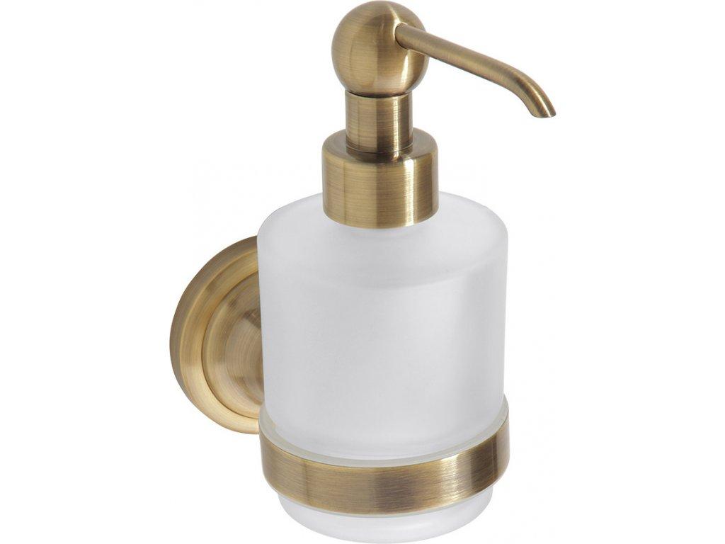 Bemeta Retro dávkovač tekutého mýdla MINI bronz 144109107
