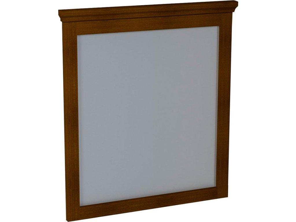 CROSS zrcadlo 700x800x35mm, mahagon CR012