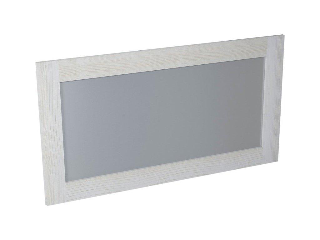BRAND zrcadlo 130x70x2cm, starobílá BA062