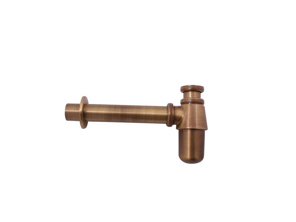 Rav sifon umyvadlový - mosaz MD0545SM