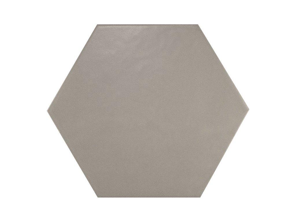 HEXATILE Gris Mate 17,5x20 (EQ-3) (1bal=1m2) 20340