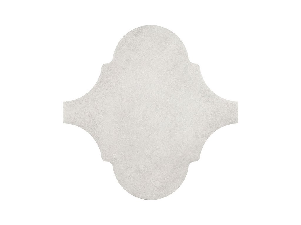 CURVYTILE Factory white 26,5x26,5   (21332)
