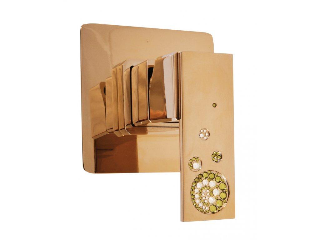 Rav Royal sprchová baterie vestavěná zlato ROYAL1083Z
