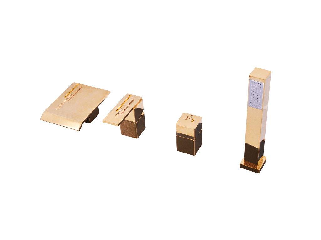 Rav Royal vanová baterie čtyřotvorová zlato ROYAL1173.0PZ