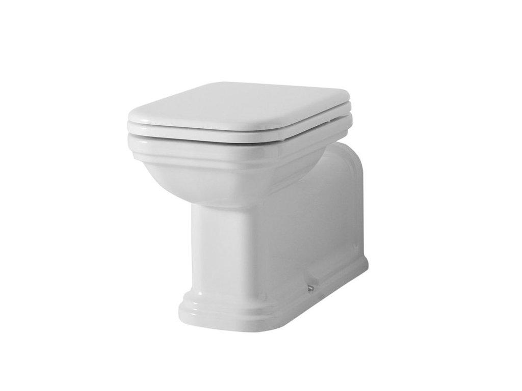 WALDORF WC mísa 37x42x65cm, spodní/zadní odpad 411601