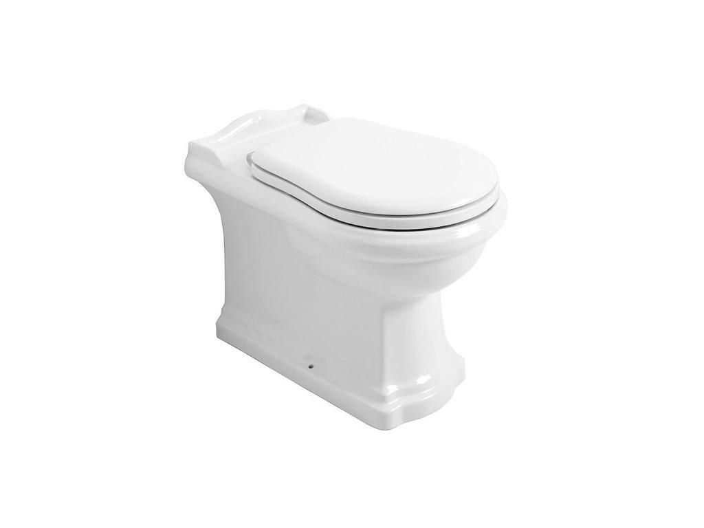 RETRO WC mísa 39x43x61cm, spodní/zadní odpad   (101601)