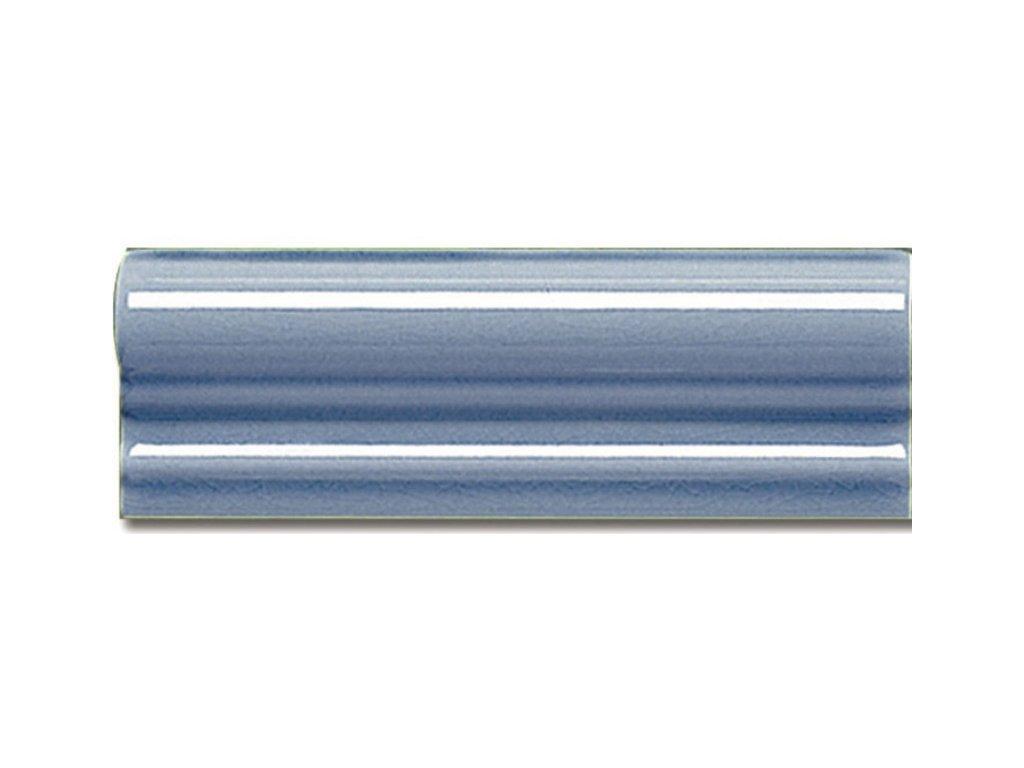 MODERNISTA Moldura Italiana PB C/C Azul Oscuro 5x15   (ADMO5165)