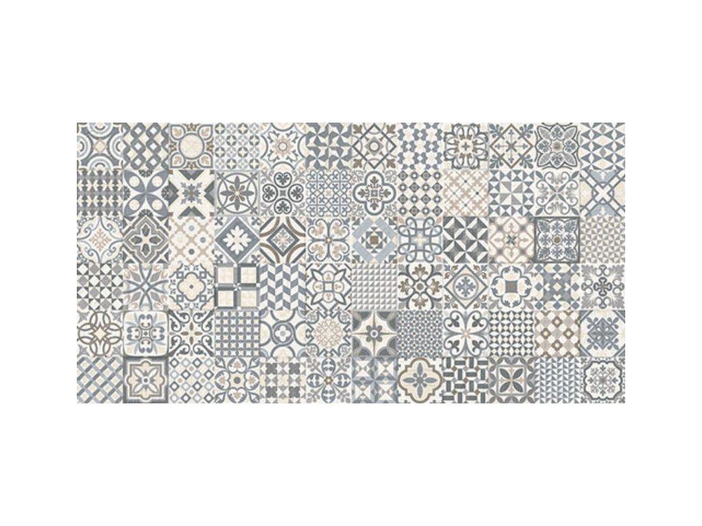HERITAGE Deco Grey 32x62,5 (bal =1m2)   (HER016)